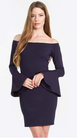 SugarLips - Rumba Off The Shoulder Dress