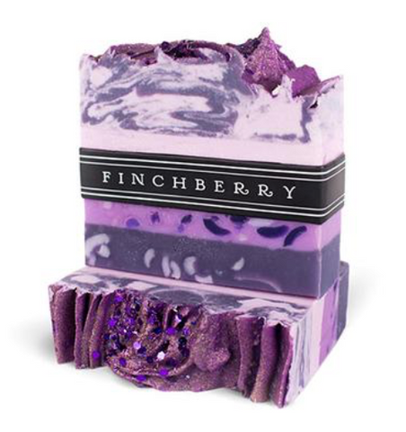 FinchBerry - Grapes of Bath soap