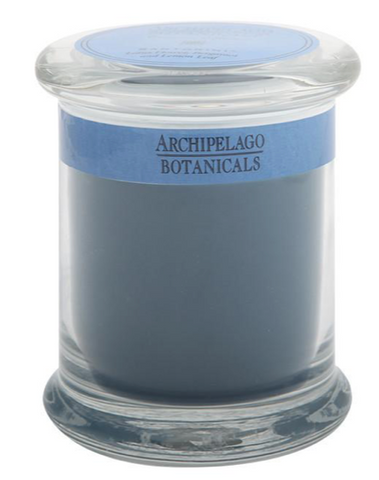 Archipelago - Santorini Glass Jar Candle