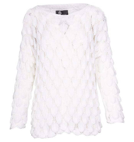 M Made In Italy - Women's Knit Sweater