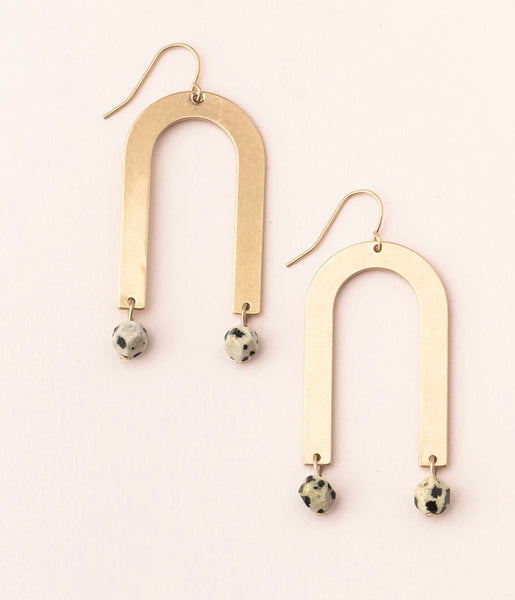 Scout Curated Wears-Stone Arches Earring