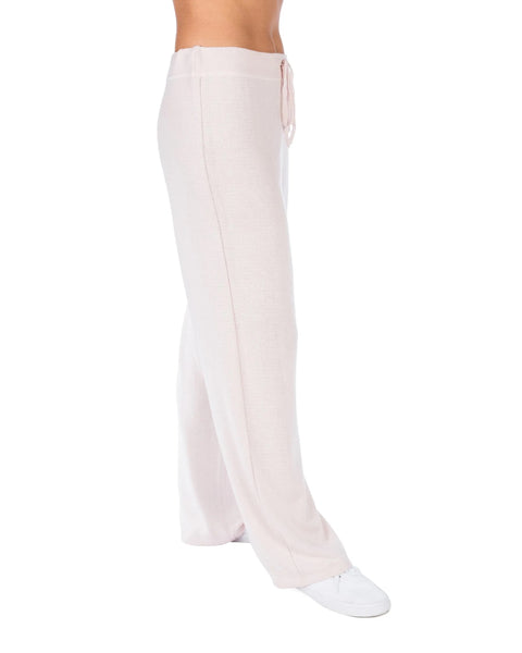 Alashan Silk Cashmere Laid Back Straight Pant