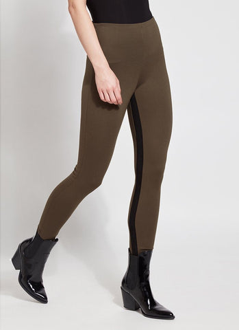 Lysse Saddle Stripe Legging