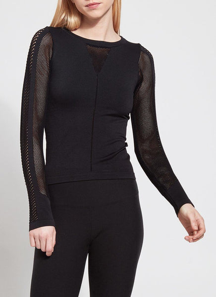 Lysse Payton Compression Seamless Top