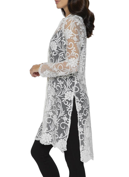 Lysse Embroidered Tunic