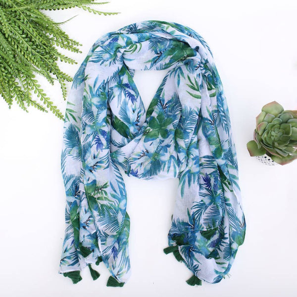 Funky Monkey Summer Scarf