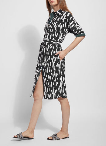 Lysse Printed Rubia Dress