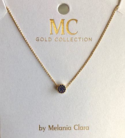 Melania Clara Pia Necklace