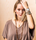 "Scout Curated Wears-Mexican Onyx ""Stone of Confidence'"
