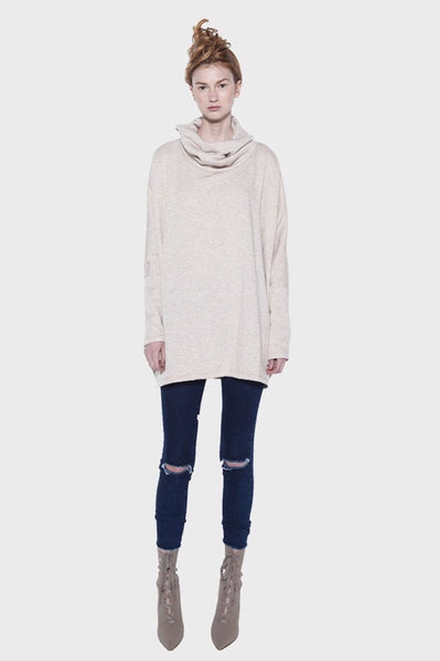 Yana K - Portland Sweater Rain Coat
