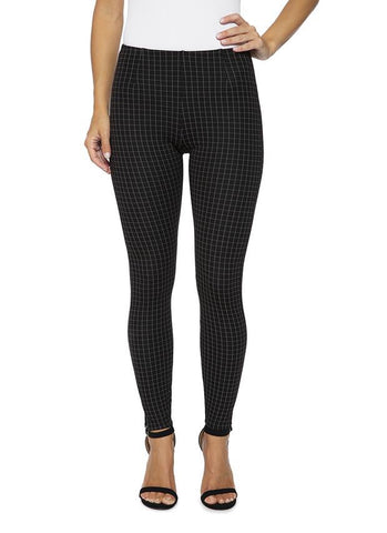 Lysse Audrey Ankle - Black Check