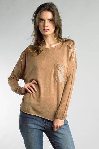 Tempo Paris - Henley Shirt