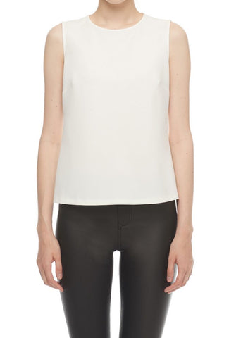 I Love Tyler Madison The Clara Crepe Sleeveless Top