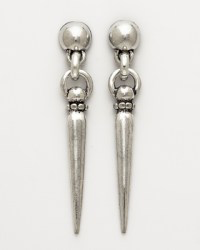 Trades by Haim Shahar - sterling silver earrings