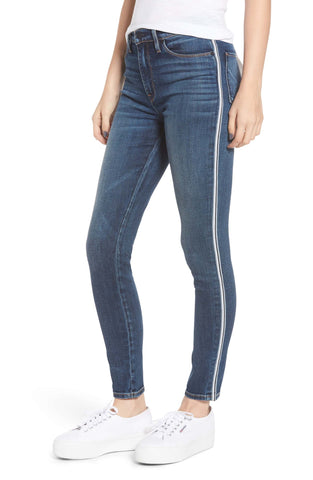 Hudson Barbara High Waist Super Skinny Ankle - Hypnotic