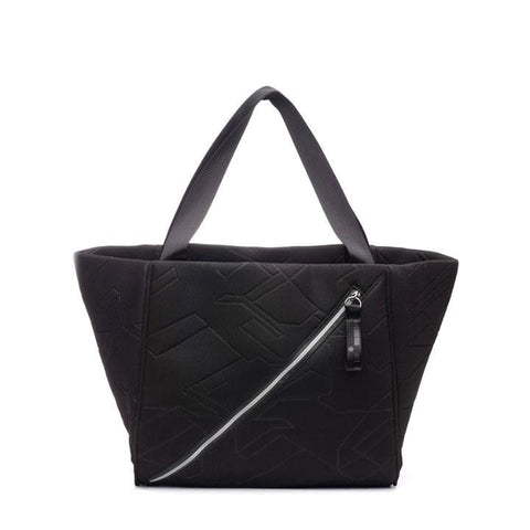 Go Dot Dash Isabelle Tote Black