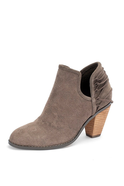 Yellow Box Lovelee Boot Rich Taupe