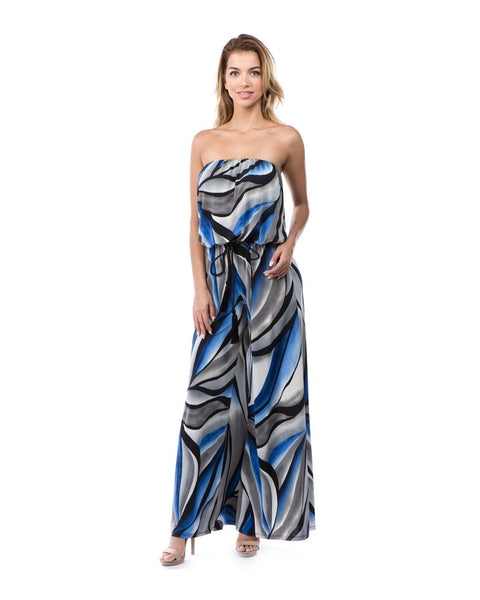 Ariella Belted Jumpsuit