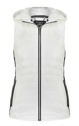 Anorak- Hooded Down Vest