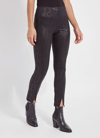 Lysse Foil Split Denim