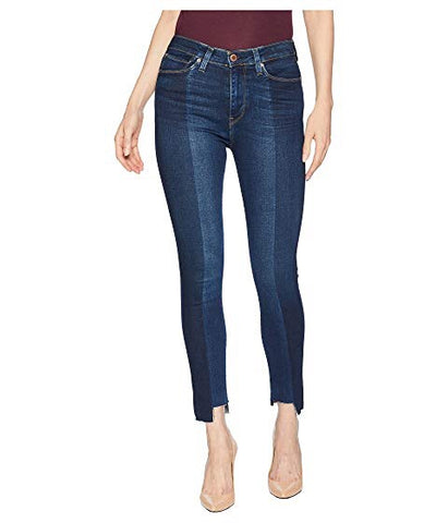 Hudson Barbara High Rise Super Skinny Crop Jean - Lost