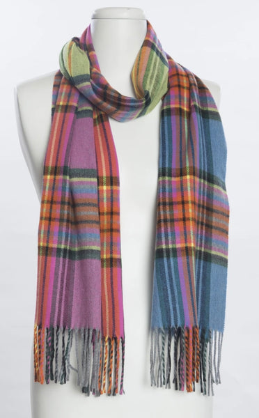 Vivante by VSA-Italian Checks Scarf