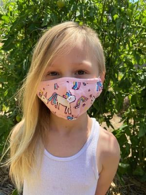 Eva Franco Children's Face Mask