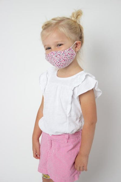 BY TAVI Children's Face Mask