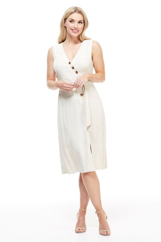 London Times Bea Wrap Dress