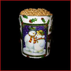 3.5 Gallon Tin of Popcorn, Caramel