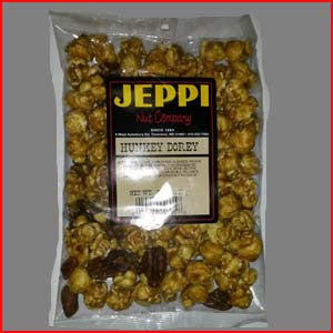Hunky Dorey Glazed Popcorn, Almonds & Pecans 24/8 Ounce Bags