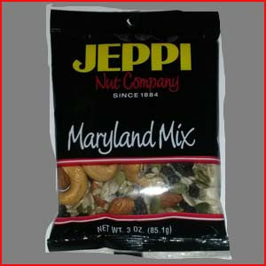 Jeppi Maryland Mix 24/3oz bags