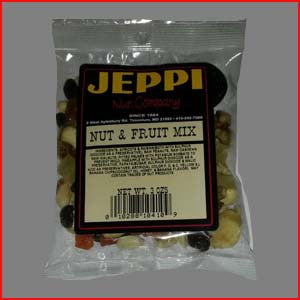 Jeppi Nut & Fruit Mix 24/3oz Bags