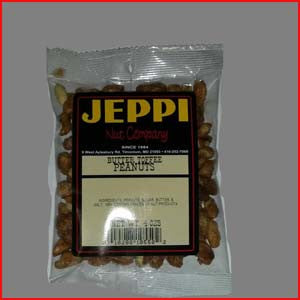Butter Toasted Peanuts 24/4 Ounce Bags