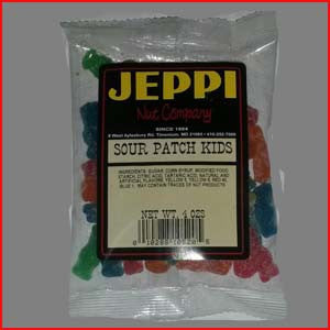Sour Patch Kids 24/4 Ounce Bags