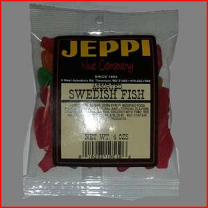 Swedish Fish Assorted 24/4 Ounce Bags