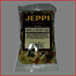 Jeppi Nut & Fruit Mix 24/8oz Bags