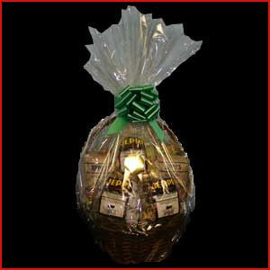 10 ITEM Large Gift Basket