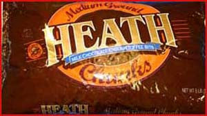 Ground Heath Bar Crunch 5 Lb Bag