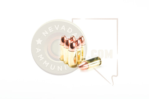 Nevada Ammunition 9MM 115 GR - 1000 Rounds