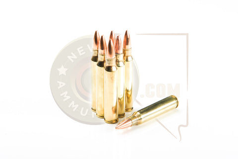 Nevada Ammunition .223 REM 55 GR FMJ - 500 Rounds