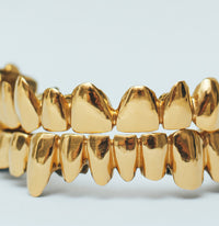 The Ancient History of Gold Teeth