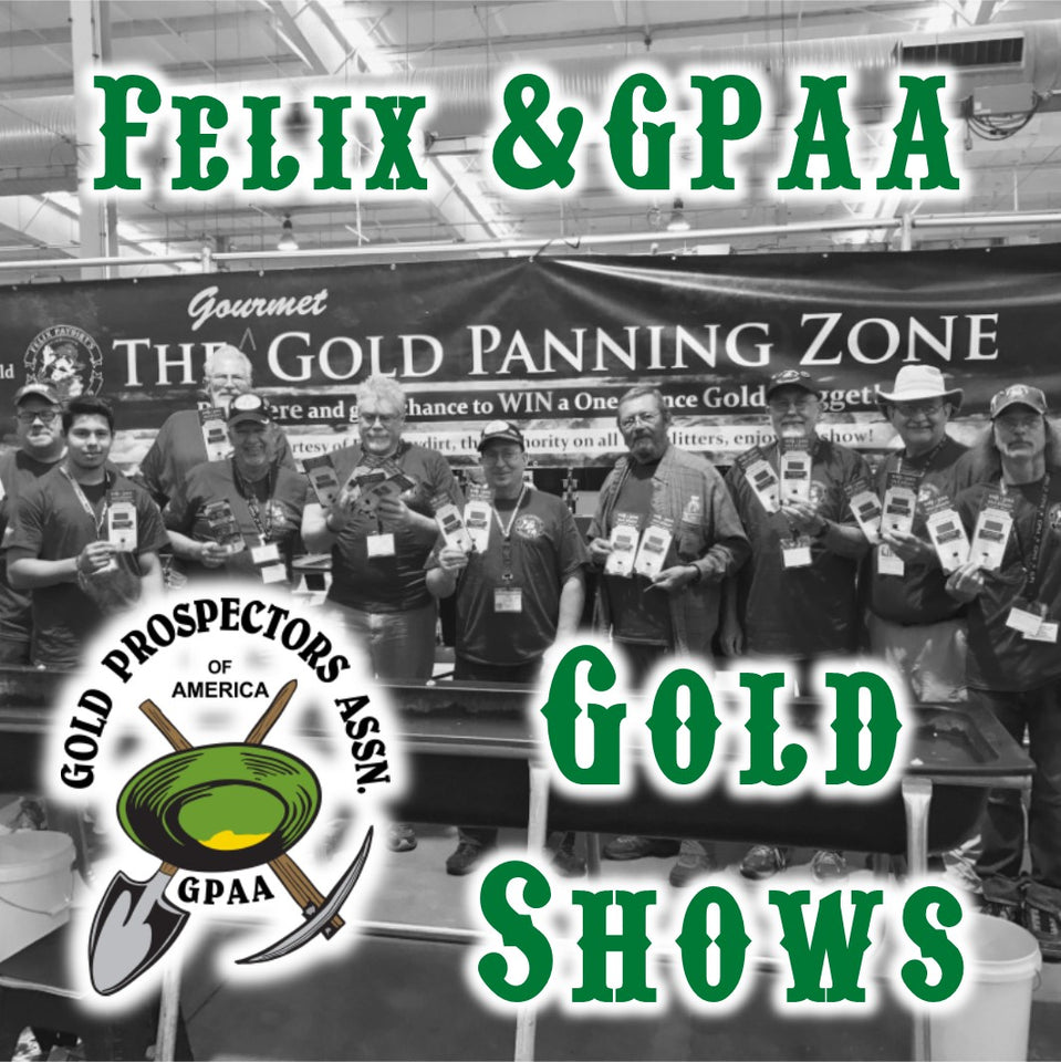 Felix and GPAA Gold Shows
