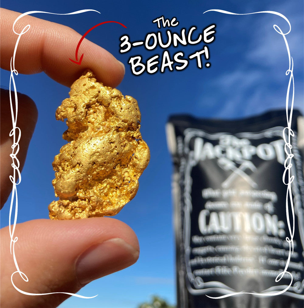 The 3-Ounce Beast Nugget