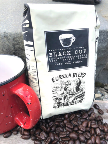 Eureka Blend Coffee - Whole Bean 12oz