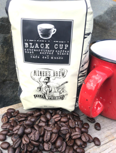 Miner's Brew Coffee - Whole Bean 12oz