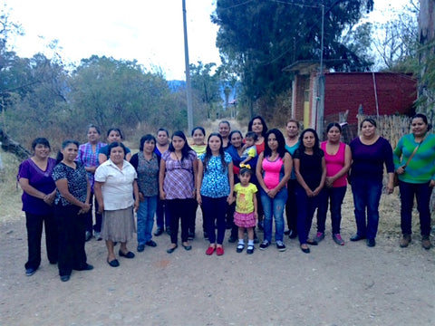 San Pablo Embroidery Group