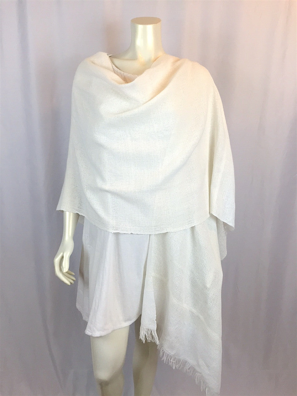 Catalina -white / cream wrap