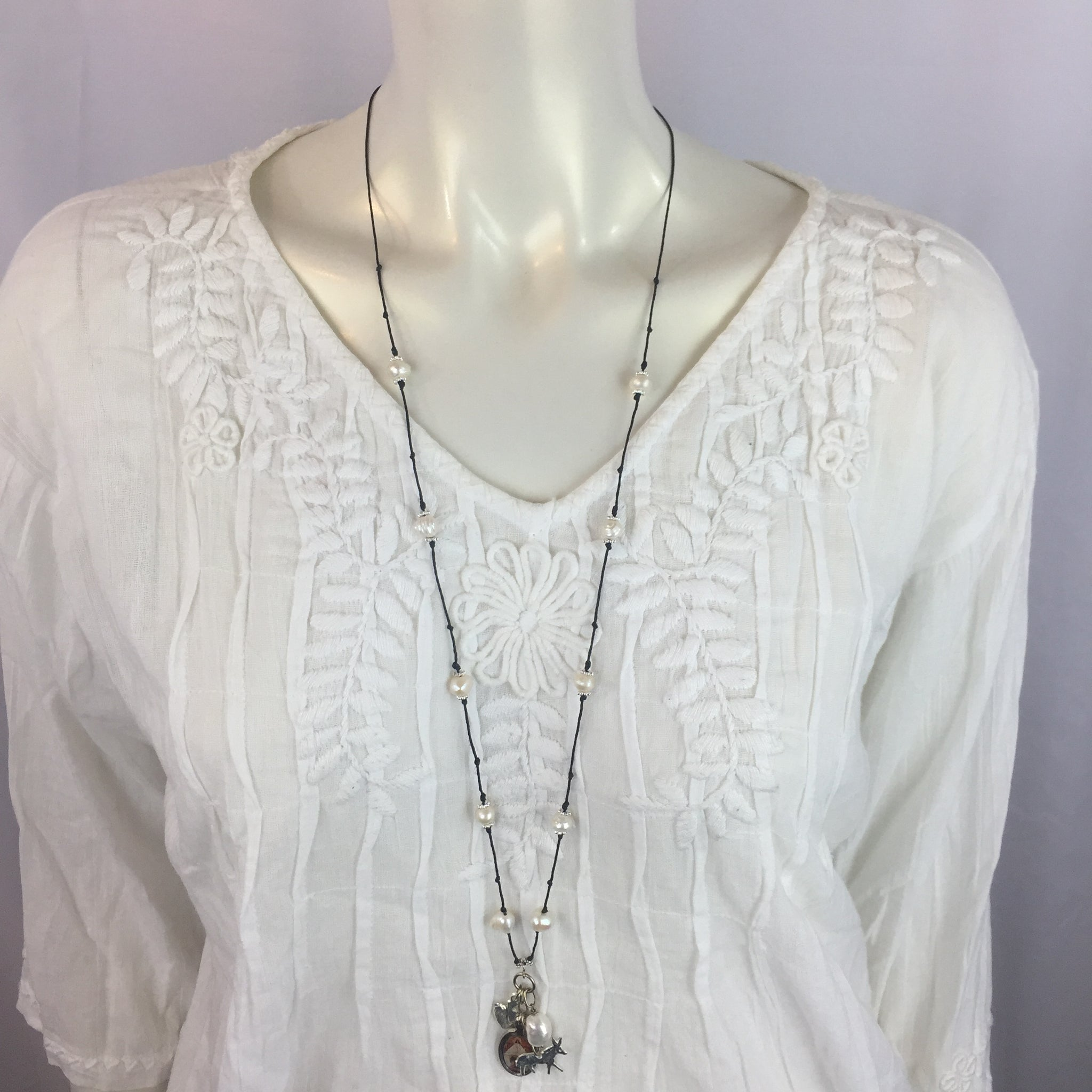 Juquila milagro necklace