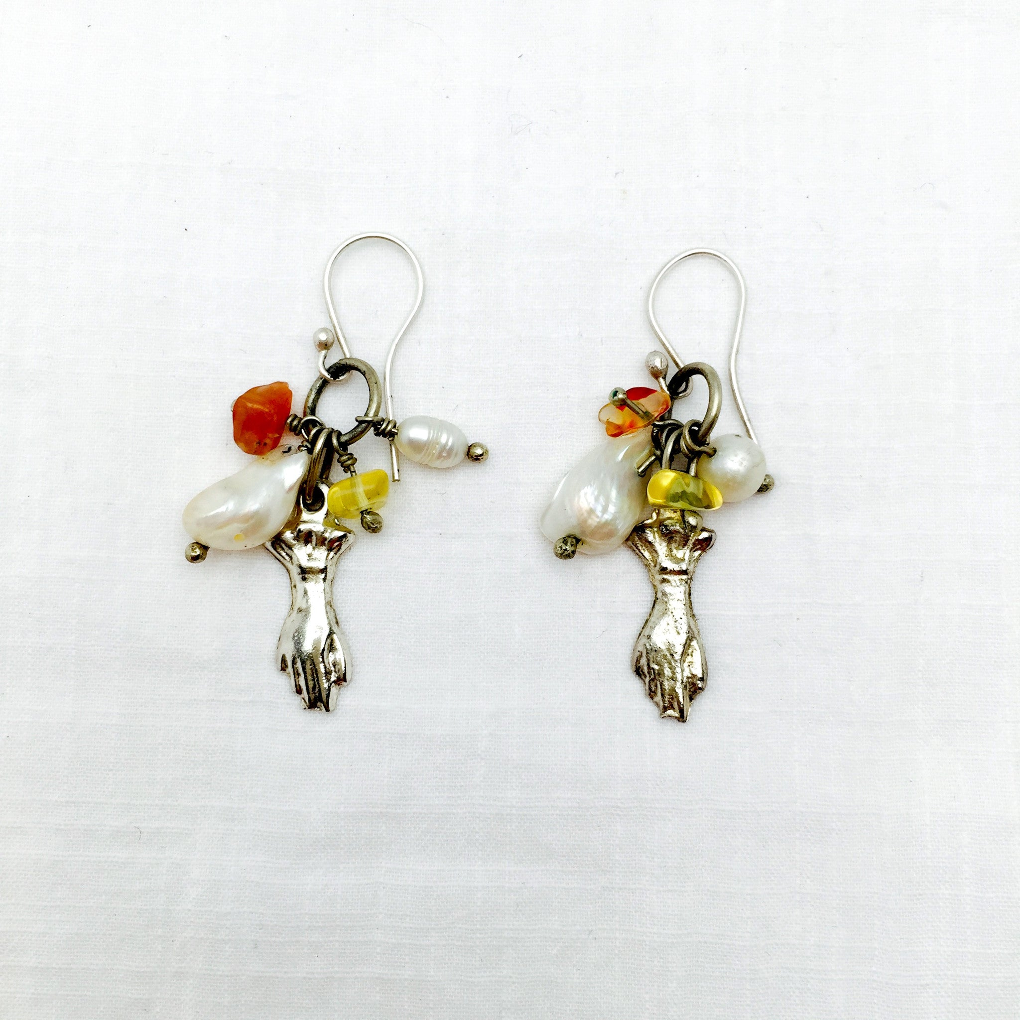Agatha milagro earrings